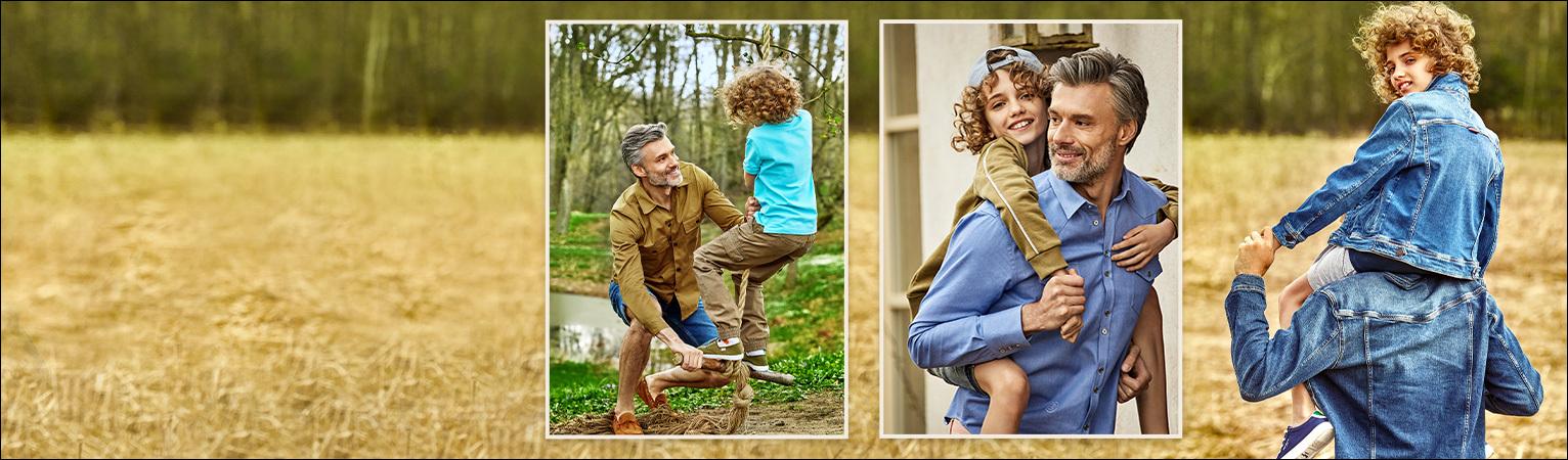 Den otců Vytvořte výjimečný dárek!
