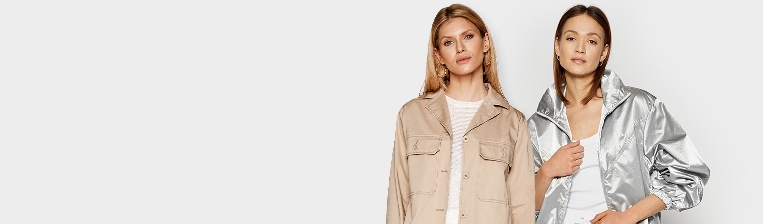 Преходни якета и тренчове  Открийте своя стил