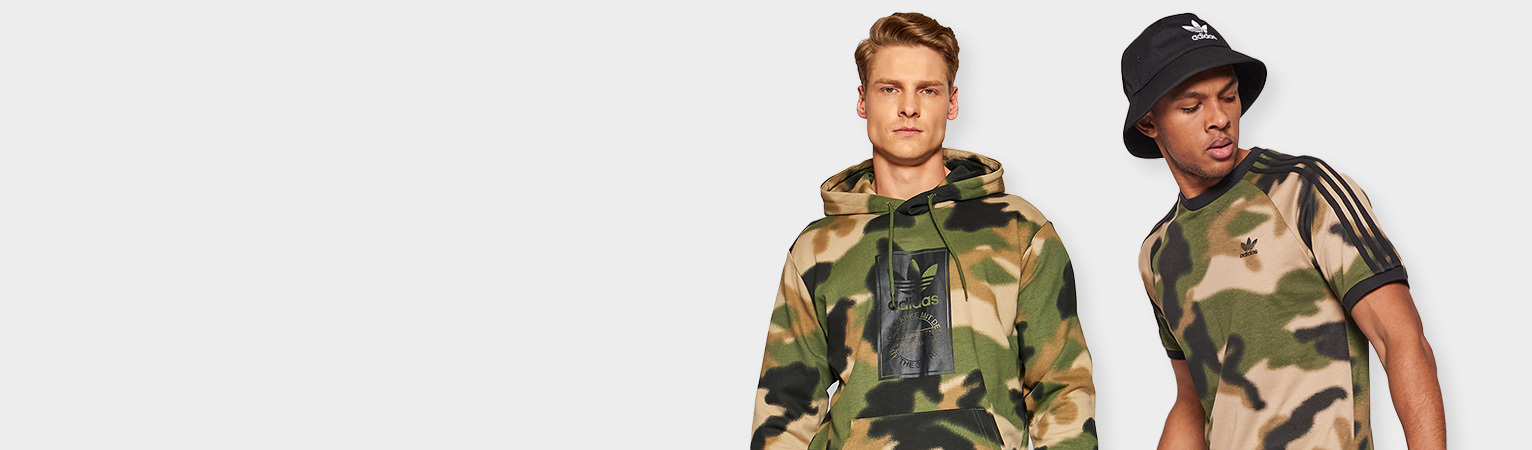 Look version militaire Look CAMOUFLAGE !