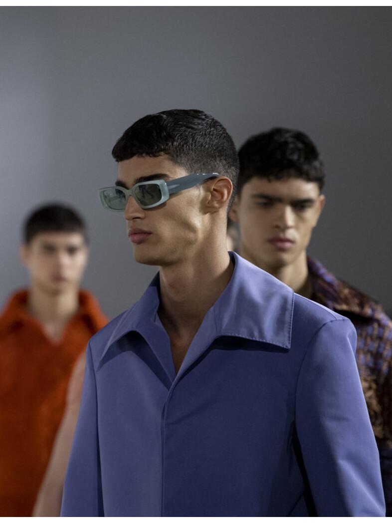 Trendy w modzie męskiej na sezon wiosna-lato 2021 – przegląd wybiegów