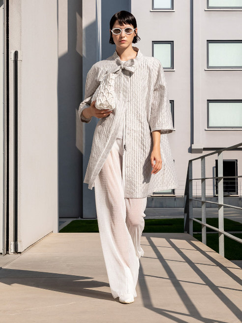 Emporio Armani От вкъщи на модния подиум