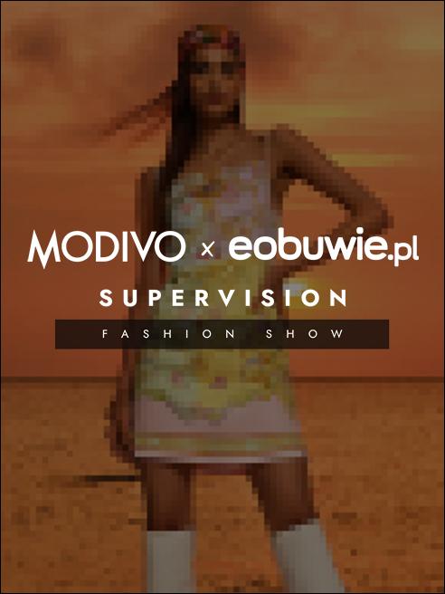 MODIVO x eobuwie.pl Supervision Fashion Show Już dostępny!