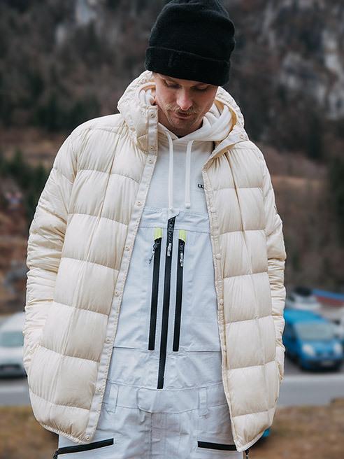 Алтернативен подход към зимната мода Burton