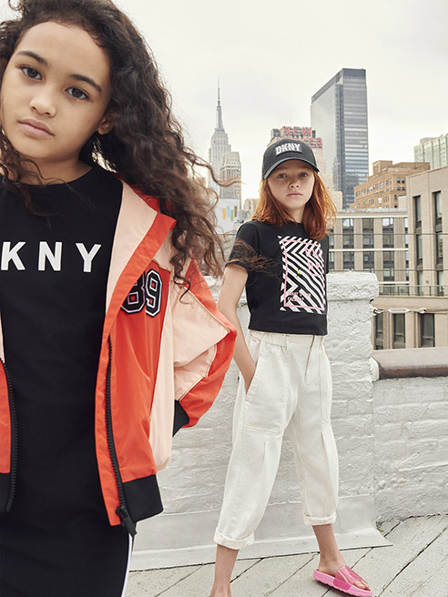 Entscheide Dich für Bewegungsfreiheit DKNY