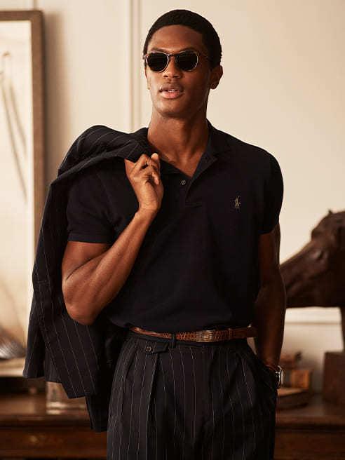 Elegáns és hétköznapi Polo Ralph Lauren