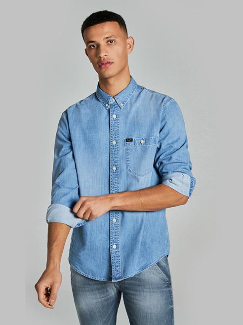 Punta sull'intramontabile jeans della migliore qualità Lee