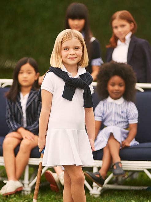 Elegáns ruhák a legfiatalabbaknak Polo Ralph Lauren