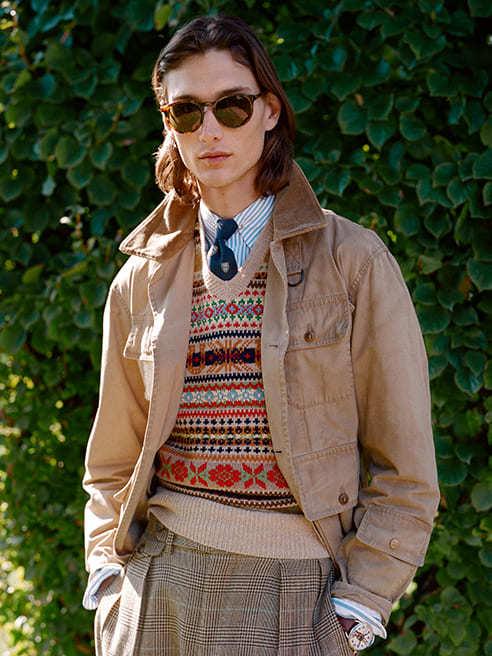 U potrazi za najmodernijim muškim stylingom Polo Ralph Lauren
