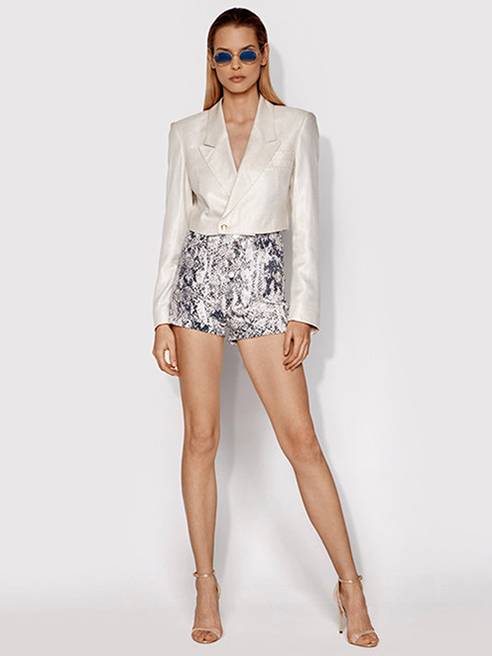 Aspetto trendy e massimo comfort Pantaloncini