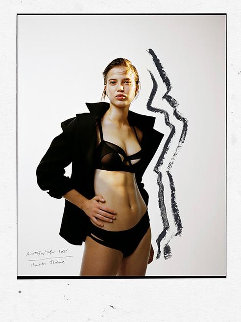 Chantal Thomass Kobieca i naturalna