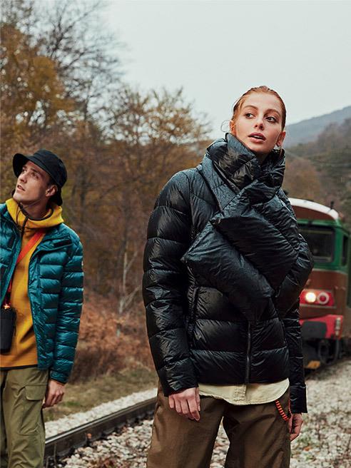 COLMAR Vêtements et accessoires grâce auxquels vous n'aurez pas froid!
