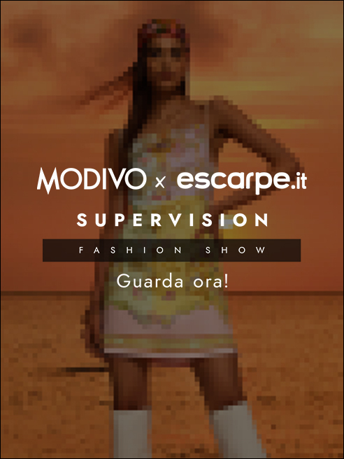 MODIVO x escarpe.it Supervision Fashion Show Già disponibile!