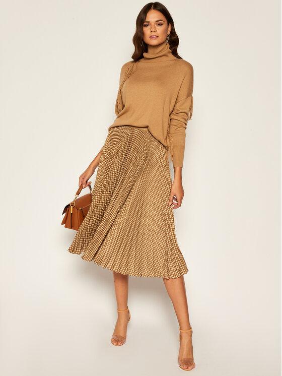 Plisovaná sukňa Polo Ralph Lauren