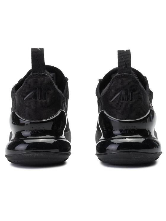 Nike Nike Boty Air Max 270 Bg BQ5776 001 Černá