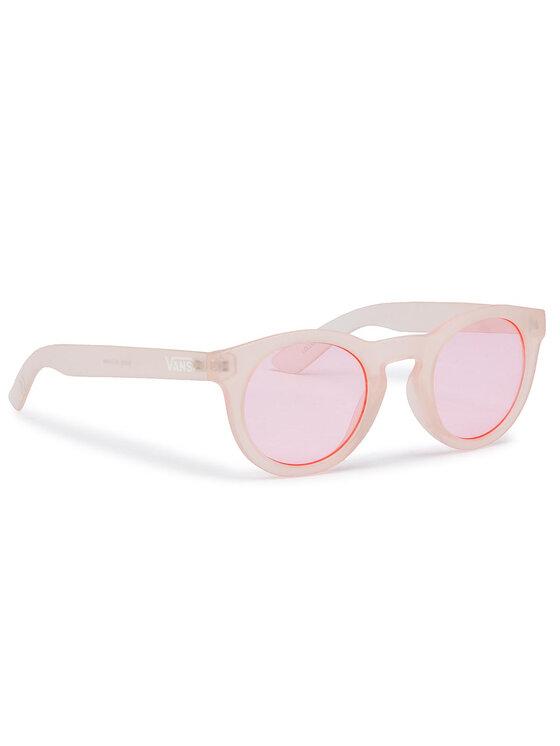 Vans Vans Okulary przeciwsłoneczne Lollogagger Sun VN0A31TARSI1 Różowy