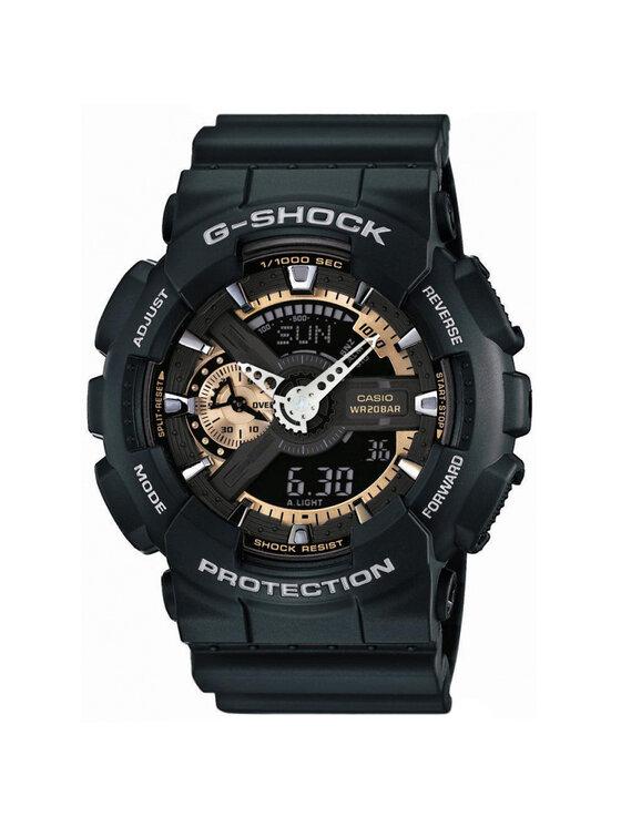 G-Shock Laikrodis GA-110RG-1AER Juoda