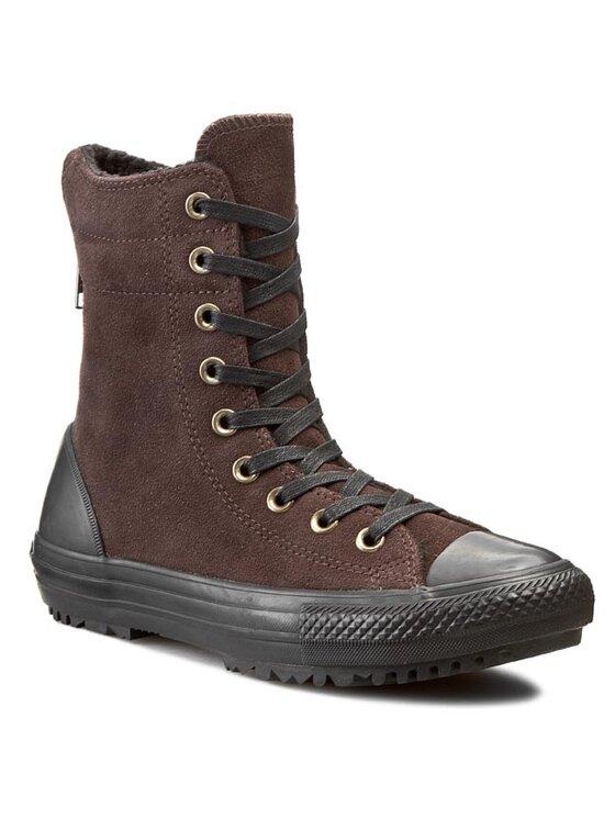 Converse Converse Trampki Ct Hi-Rise Boot 549594C Brązowy