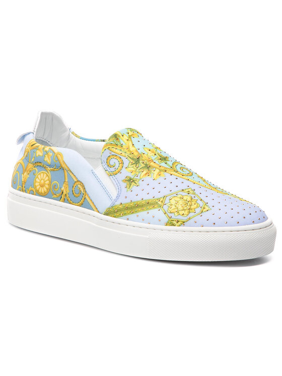 Versace Collection Versace Collection Sportbačiai LSD583C LSPES LM10H Mėlyna