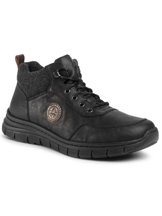 Rieker Auliniai batai B5610-01A Juoda