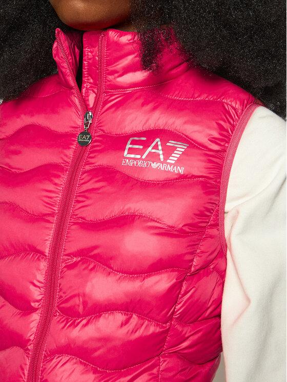 EA7 Emporio Armani EA7 Emporio Armani Елек 8NTQ08 TN12Z 1406 Розов Slim Fit
