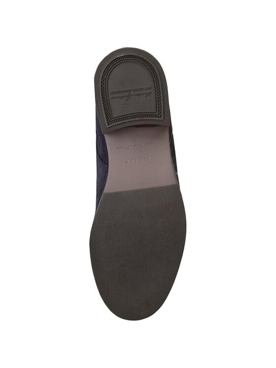 Gant Gant Μπότες Ιππασίας Laura 11583849 Σκούρο μπλε