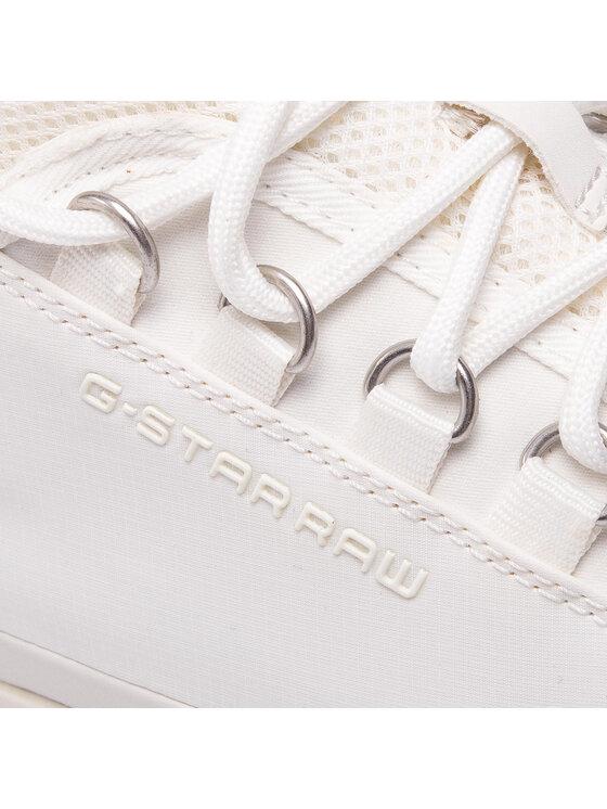 G-Star Raw G-Star Raw Sneakers Rackam Vodan Low D12500-A988-111 Weiß
