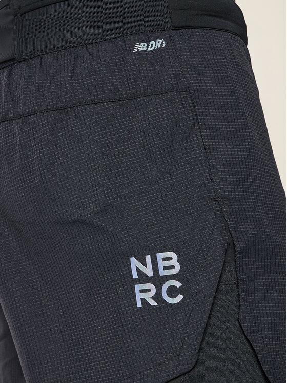 New Balance New Balance Sportovní kraťasy Q Speed 5 Inch 2 In 1 MS01271 Černá Regular Fit