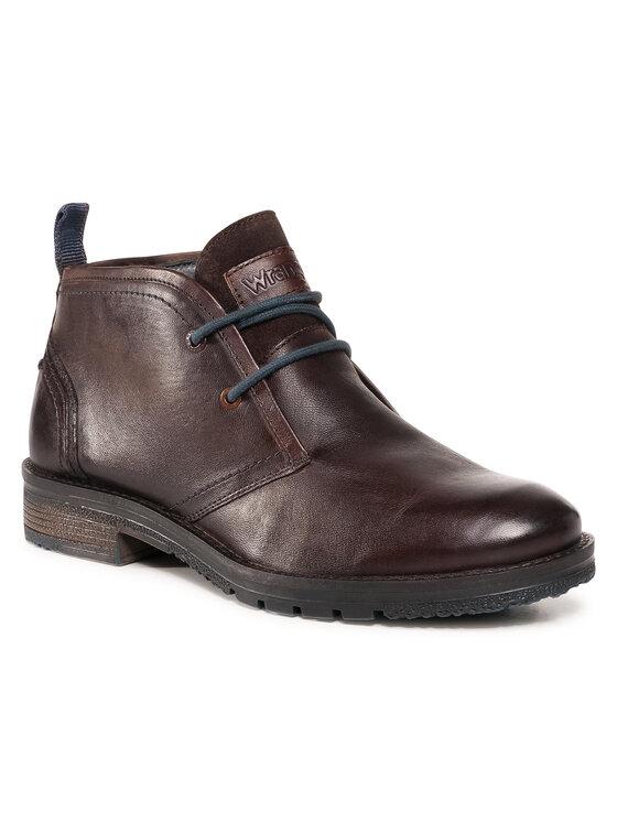 Wrangler Auliniai batai Boogie Desert Leather WM02001A Ruda