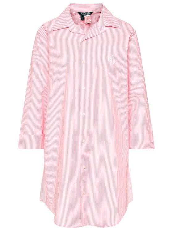 Lauren Ralph Lauren Lauren Ralph Lauren Noční košile I815197 Růžová Regular Fit