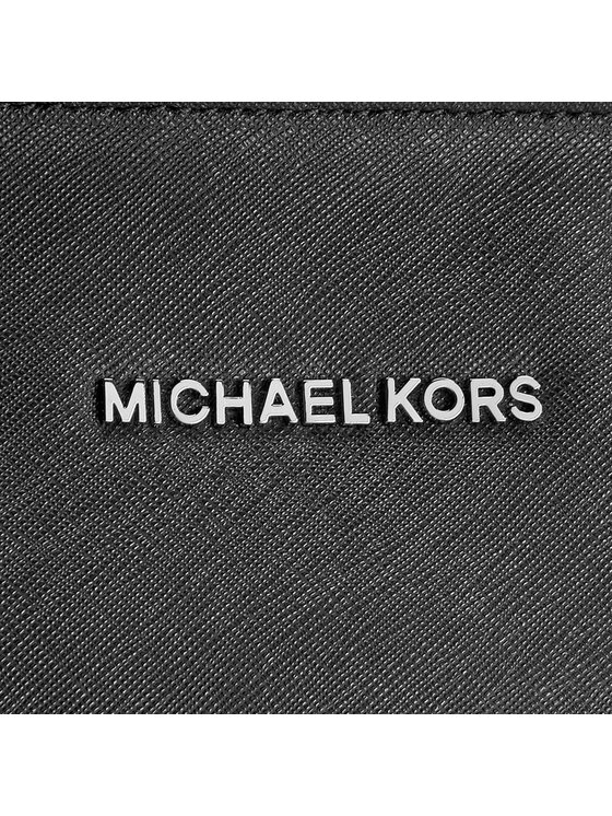 Michael Kors Michael Kors Handtasche Jet Set Travel 30T5STVT2L Schwarz