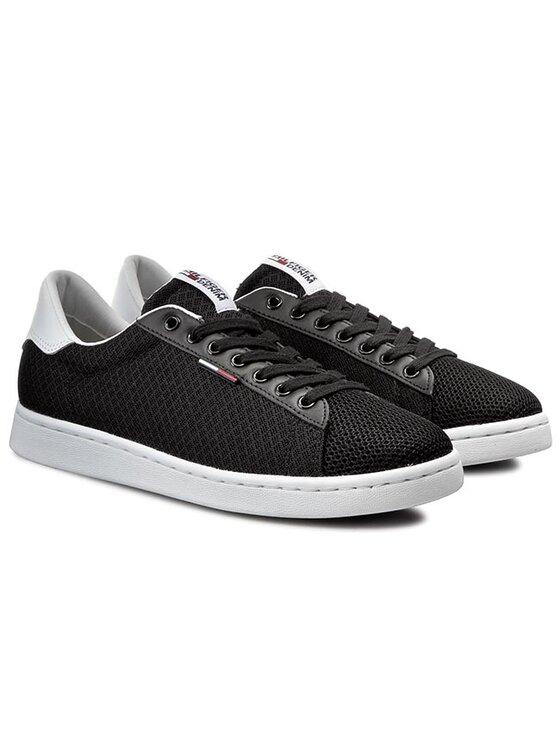 Tommy Hilfiger Tommy Hilfiger Sneakers DENIM Sullivan 1M-1 EM56820721 Noir