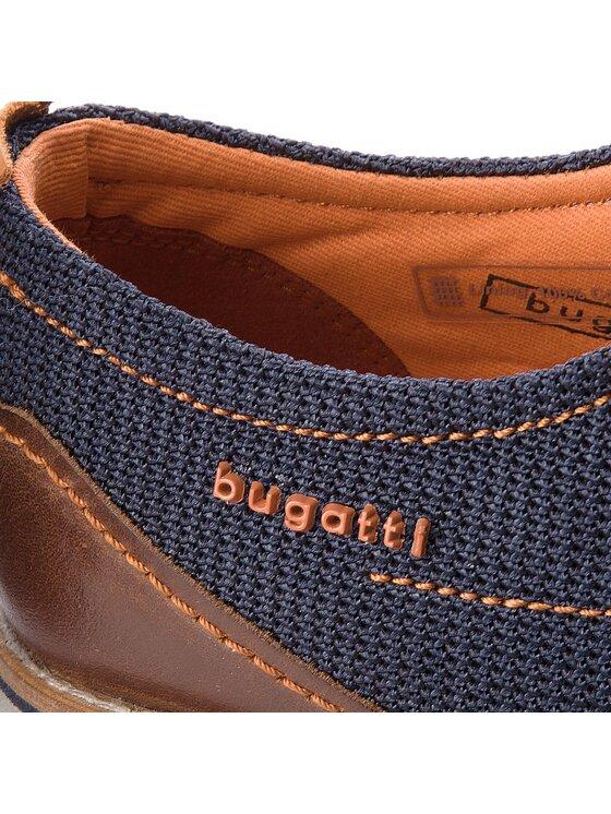 Bugatti Bugatti Poltopánky 311-45404-6900-4100 Tmavomodrá