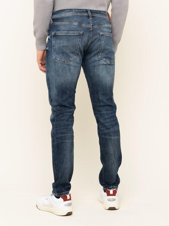 Pepe Jeans Pepe Jeans Jeans Slim Fit Stanley PM201705 Blu scuro Slim Fit