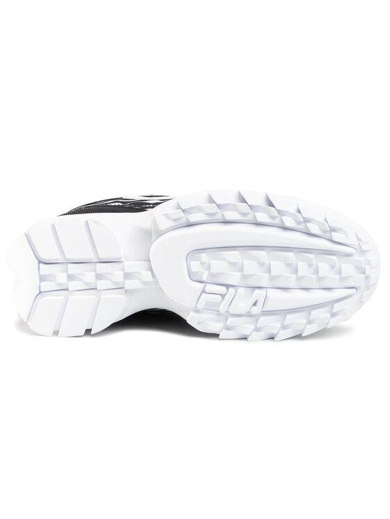 Fila Fila Sneakersy Disruptor Animal Wmn 1010863.9YU Czarny