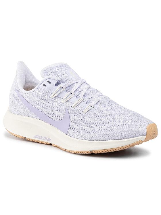 Nike Nike Buty Air Zoom Pegasus 36 AQ2210 005 Fioletowy