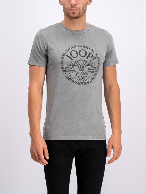 JOOP! Jeans Joop! Jeans T-shirt 30017375 Grigio Modern Fit