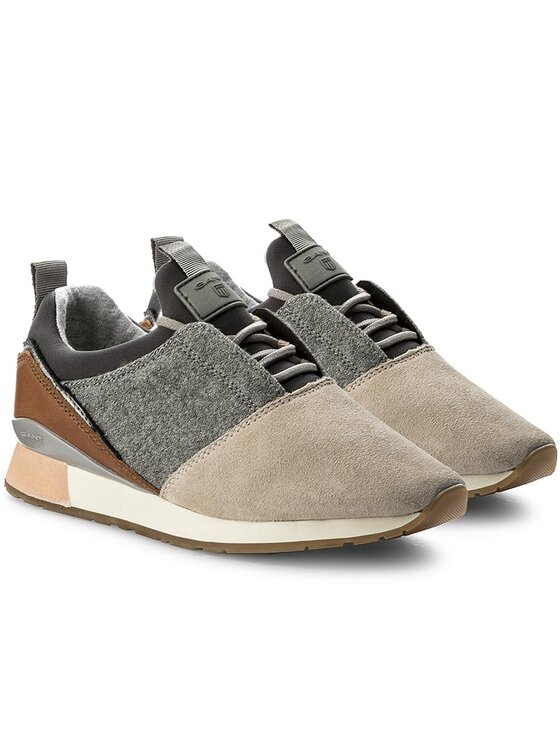 Gant Gant Sneakersy Linda 15533980 Beżowy