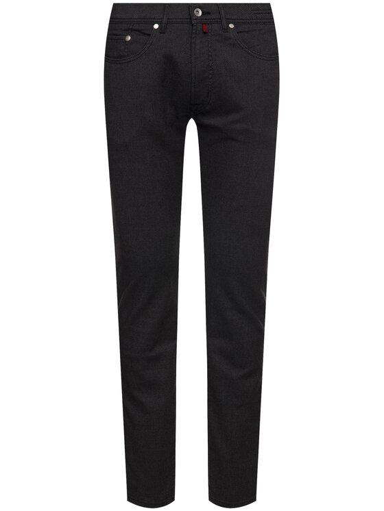 Pierre Cardin Pierre Cardin Spodnie materiałowe 30917/000/4731 Szary Regular Fit