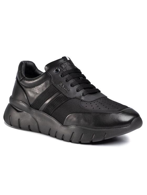 Bally Laisvalaikio batai Bison 6230663 Juoda