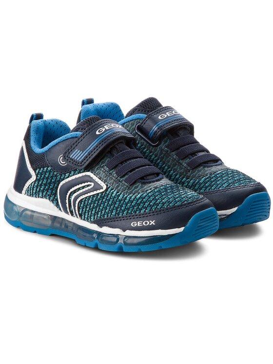Geox Geox Sneakers J Android B. A J8244A 014BU C0693 S Dunkelblau