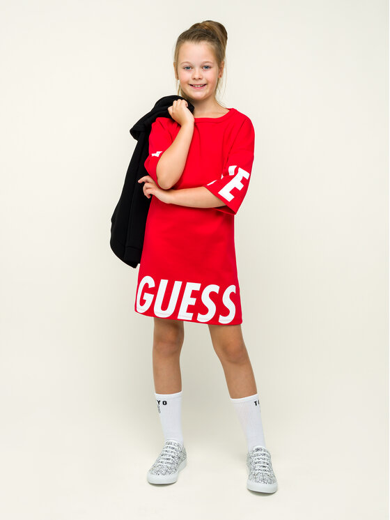 Guess Guess Džemperis J93Q05 K7UW0 Juoda Regular Fit