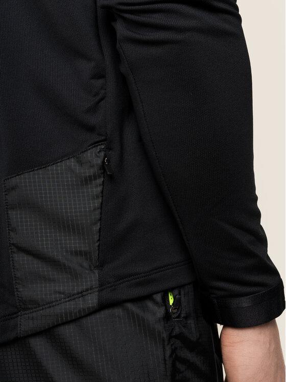 Nike Nike Techninis džemperis ½-Zip Graphic BV4725 Juoda Standard Fit