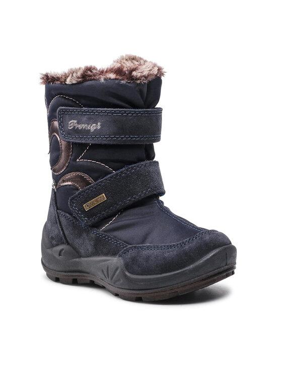 Primigi Primigi Śniegowce GORE-TEX 8384233 S Granatowy