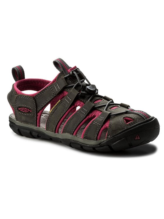 Keen Basutės Clearwater Cnx Leather 1014370 Pilka