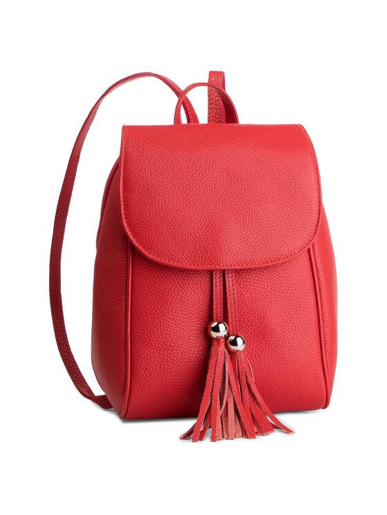 Creole Creole Plecak K10609 Czerwony