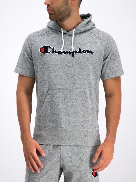 Champion Champion Sweatshirt 212945 Grau Comfort Fit