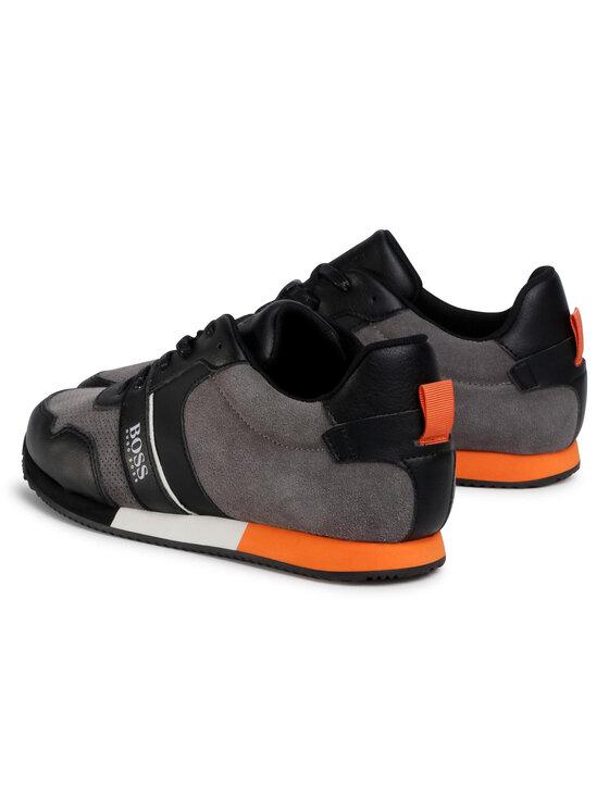 Boss Boss Sneakersy J29225 D Szary