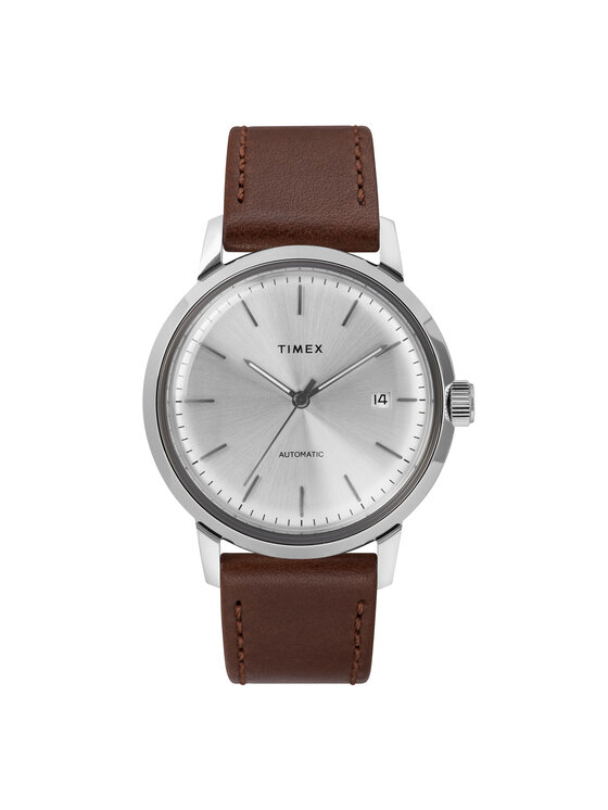 Timex Laikrodis Marlin Automatic TW2T22700 Ruda