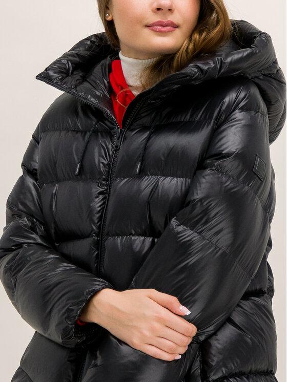 Woolrich Woolrich Giubbotto piumino Packable Brich WWCPS2839 UT1702 Nero Regular Fit