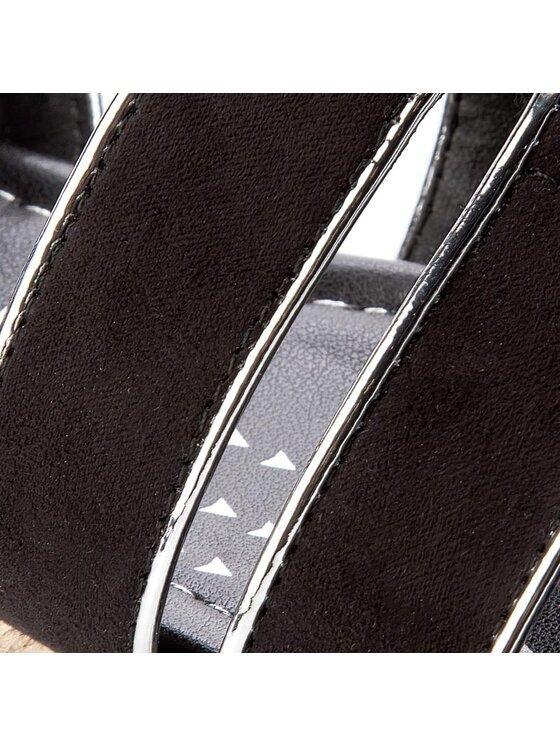 Pepe Jeans Pepe Jeans Espadryle Venize Laces PLS90237 Czarny